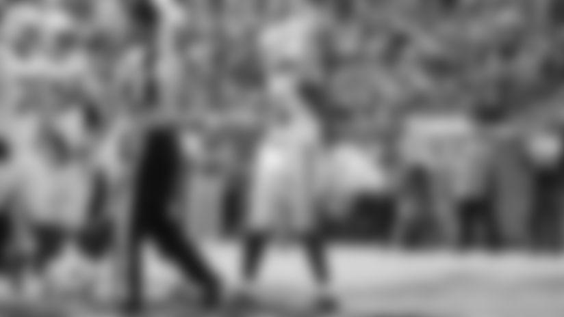 HIGHLIGHT | Marlon Mack Powers Through Line For Touchdown