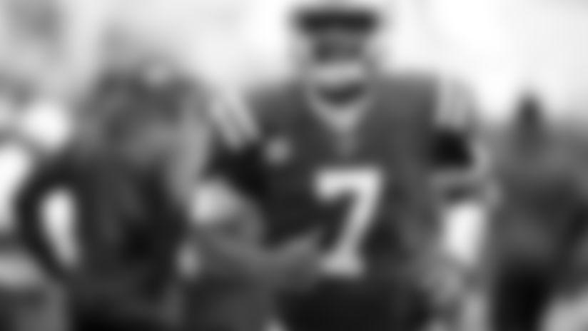 Pregame Photos: Colts vs. Texans