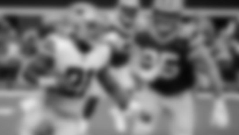 Week 5: Cowboys vs Packers | 2019