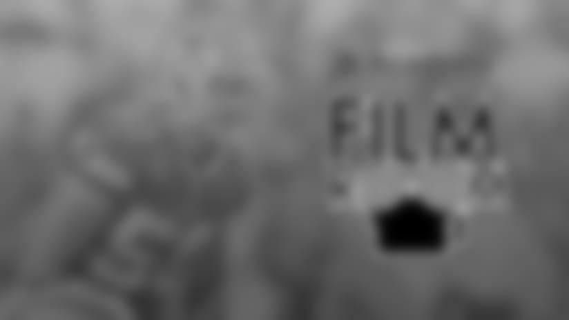 Film Room: Sean Lee's Incredible Awareness