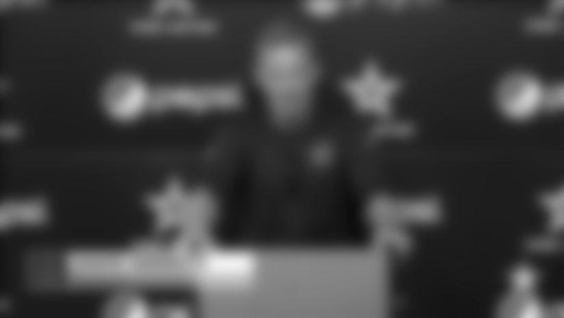 Garrett Press Conference: Position Flex & New Injuries