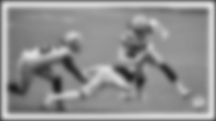 Views of the Week 7 matchup between the Dallas Cowboys and the Washington Football Team at FedEx Field.