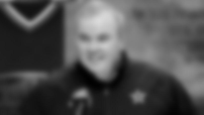 McCarthy comparte las novedades del equipo y su preparación