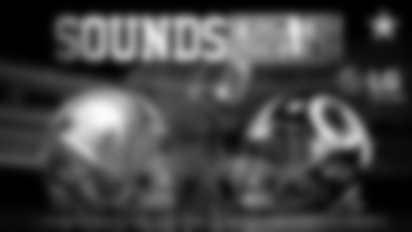 Sounds from the Sideline: Week 17 vs WAS | 2019