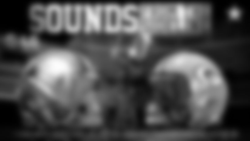 Sounds from the Sideline: Week 5 vs GB | 2019