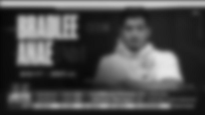 Cowboys Select DE Bradlee Anae | Pick 179
