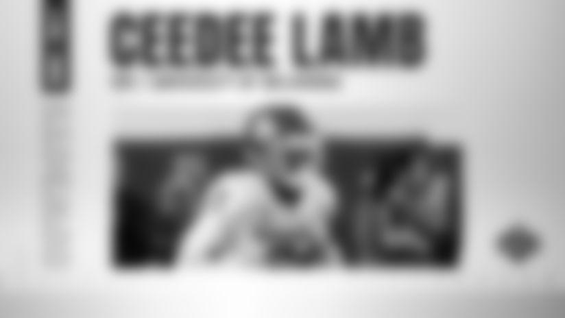 CeeDee Lamb - Oklahoma Highlights | 2020