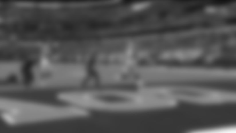 Dalton Schultz catches for a 26-yard Touchdown vs. Cleveland Browns