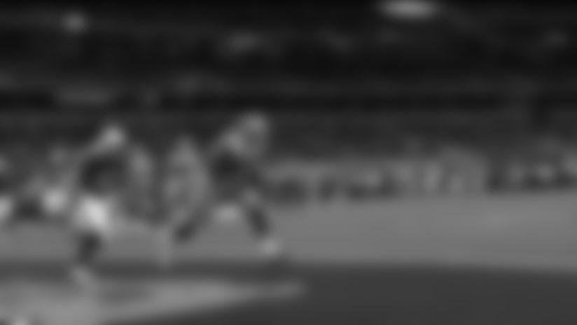 Amari Cooper catches for a 1-yard Touchdown vs. Arizona Cardinals