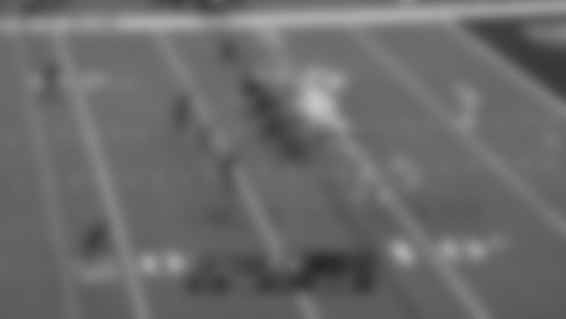 25-yard Reception by Dalton Schultz