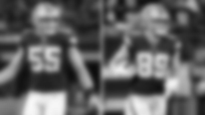 Lesiones: Cowboys pierden a dos titulares importantes