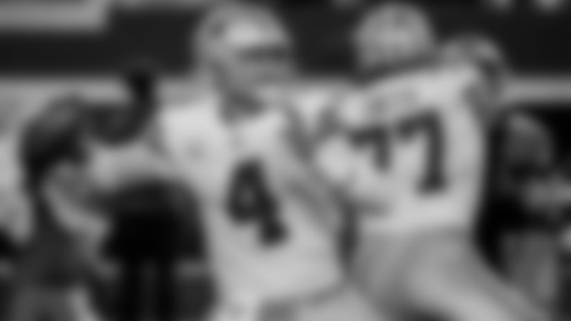 Dak Prescott's Best Throws vs Eagles | Week 7