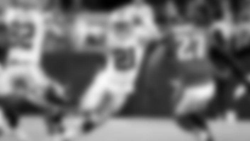 En Acción: Cowboys vs Eagles   Semana 7
