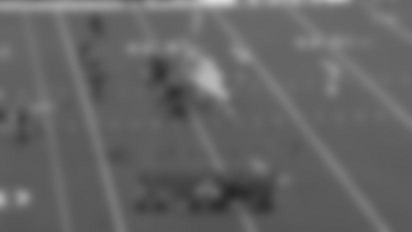 18-yard Reception by Ezekiel Elliott