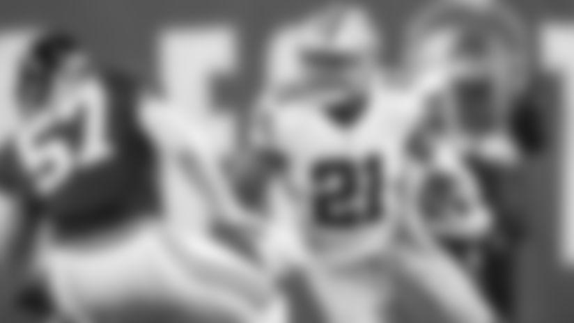 Zeke jugará contra Giants, pero la suspensión de seis juegos sigue en pie