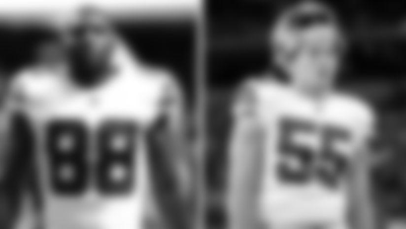Correo Cowboys: Regreso de Dez Bryant; Estado de Vander Esch