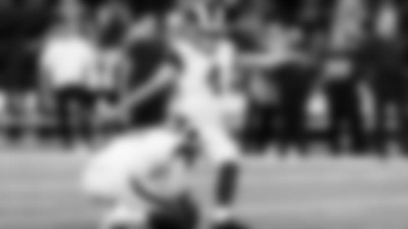 Cowboys llegan a un acuerdo con el pateador Greg Zuerlein