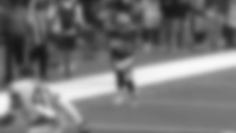Ezekiel Elliott's Best Plays at Rams | Week 1