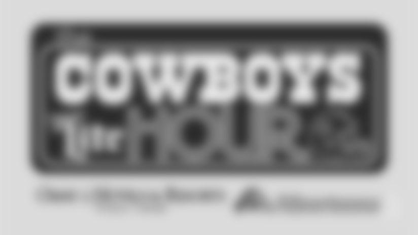 Cowboys Hour: Tony Pollard & Jamize Olawale