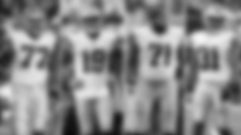 Reporte de lesiones: Amari Cooper, tackles ofensivos, esquineros y más