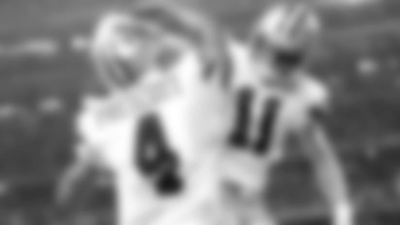 La receta del triunfo: Dak Prescott, Cole Beasley y Ezekiel Elliott, 40-7, ante los Jaguars