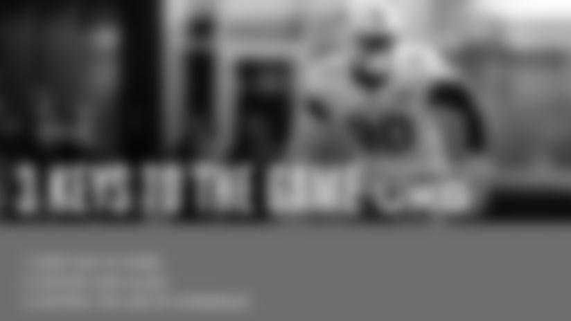 Three Keys | John Congemi Previews Bills vs. Dolphins