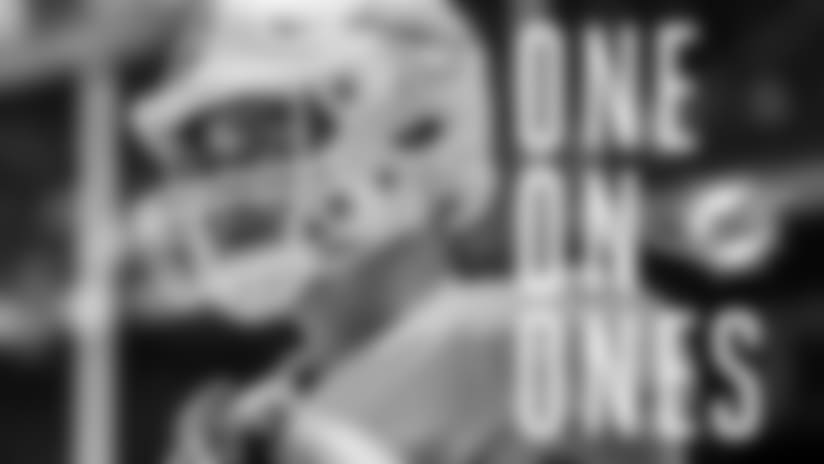 One-on-one With TE Mike Gesicki