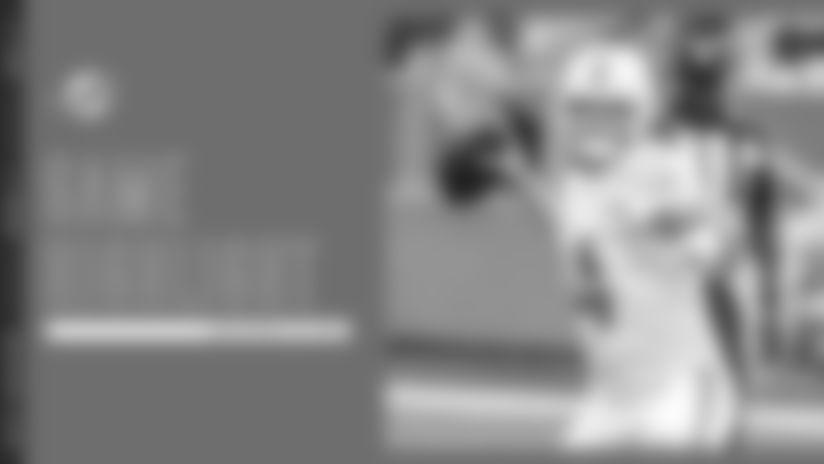 Ryan Fitzpatrick's Best Throws vs. Jets | Week 9