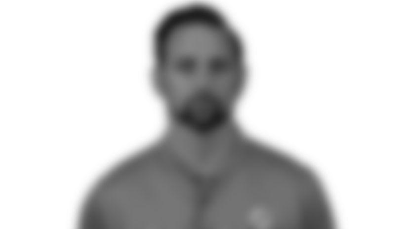 Headshot: Linebackers Coach Anthony Campanile