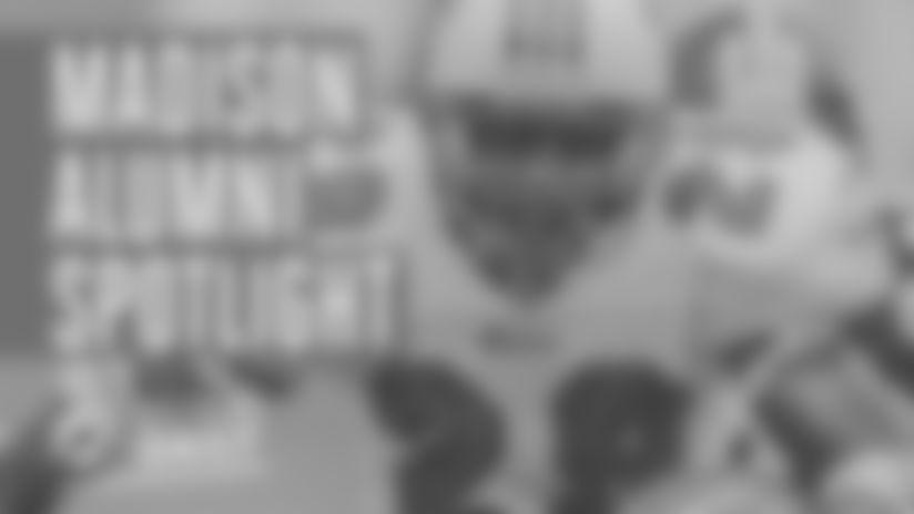 Dolphins Daily: Alumni Spotlight | Sam Madison