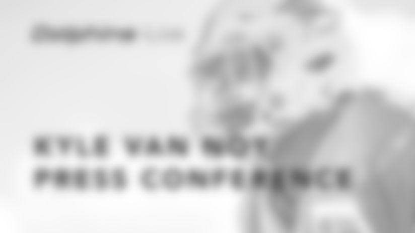 Kyle Van Noy Excited For Task Against Patriots