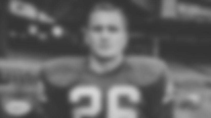 Washington Redskins Hall of Fame defensive back Don Shula circa 1957. (Pro Football Hall of Fame via AP Images)