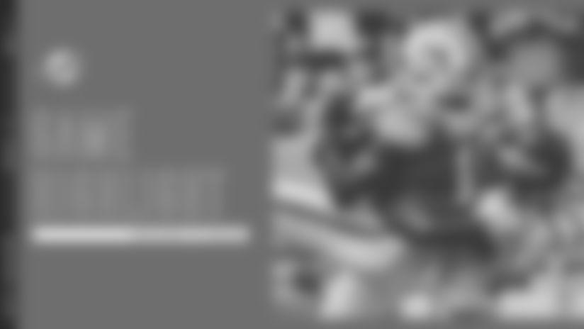 DeVante Parker Beats Eagles CB For 42-Yard Grab