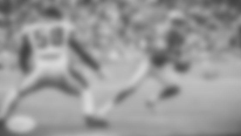 Mountaineer Shot: Un engaño de gol de campo desconcierta a los Philadelphia Eagles