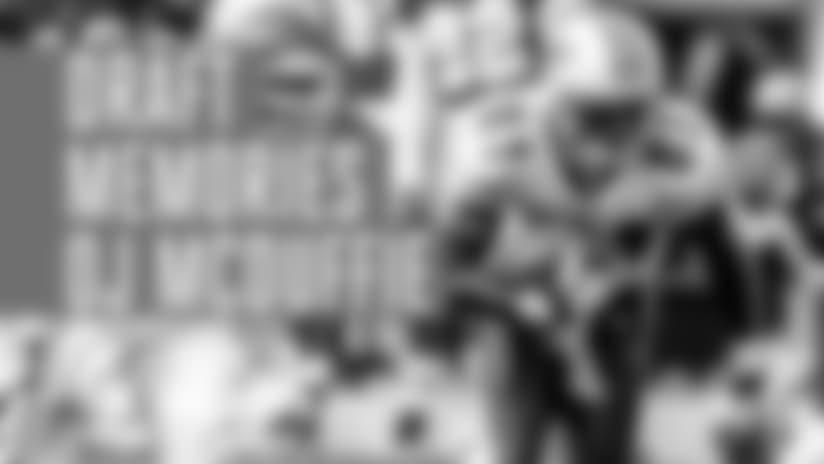Dolphins Now: OJ McDuffie Draft Memories