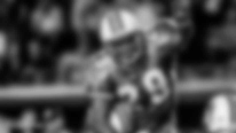 Sam Madison Three Interceptions Titans