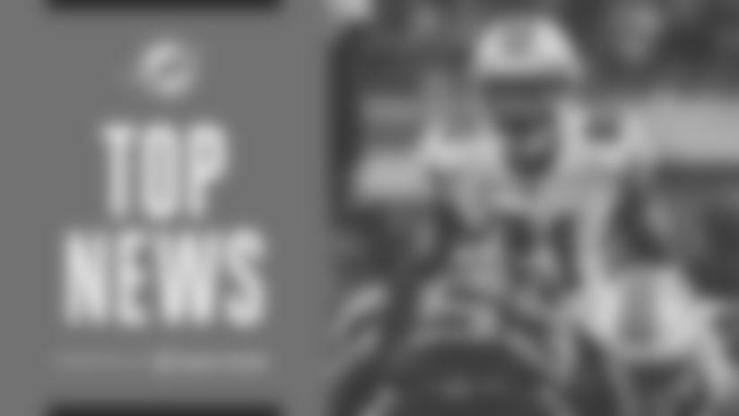 Top News: Brian Flores Utilizing Eric Rowe's Versatility