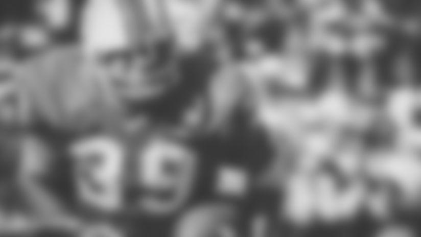 Larry Csonka was named MVP of Super Bowl VIII.