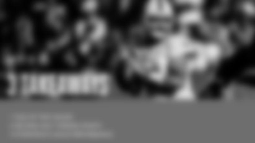Three Takeaways | John Congemi Breaks Down Dolphins vs. Giants