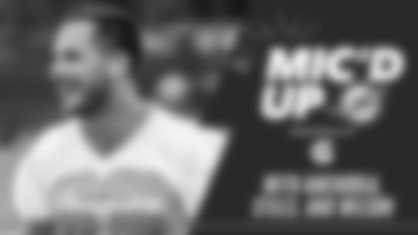 Mic'd Up Presented By Gatorade: Amendola, Stills & Wilson