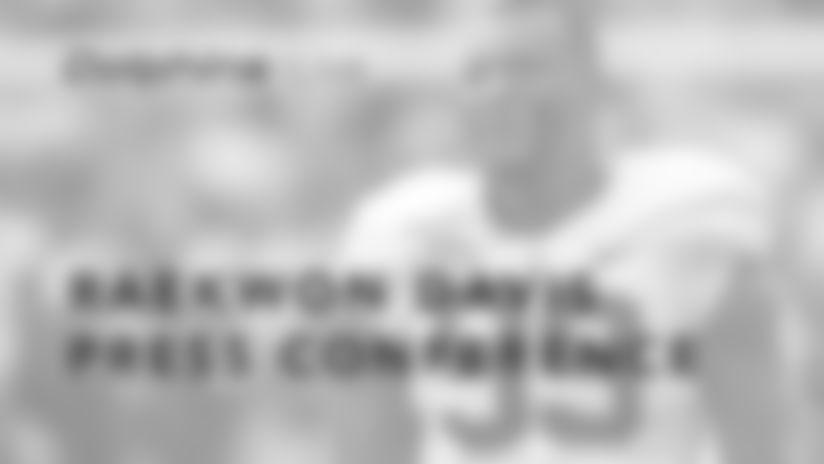 Raekwon Davis NFL Draft Press Conference