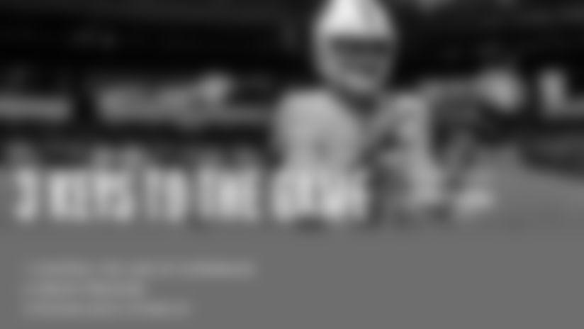 Three Keys | John Congemi Previews Dolphins vs. Redskins