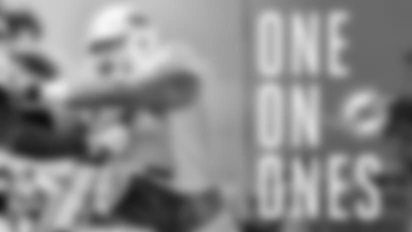 One-on-one With OT Jesse Davis