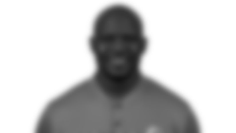 Photo: Miami Dolphins Head Coach Brian Flores Headshot