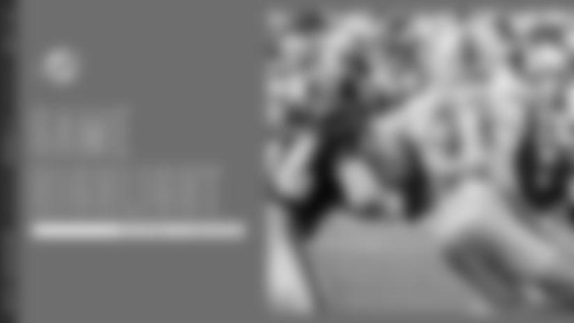 Spanish Radio Call: DeVante Parker recepcion de 11 yardas resulta en touchdown