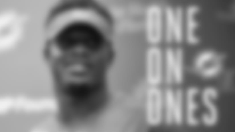 One-on-one With Kalen Ballage