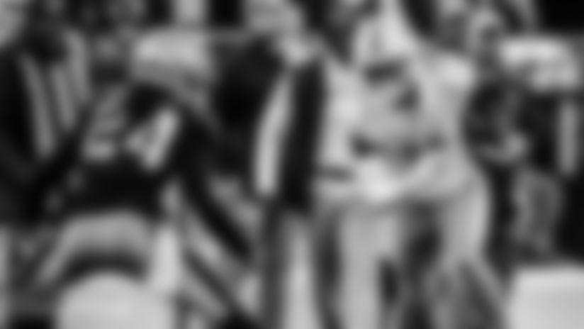 DeVante Parker protagoniza un partido de película contra Stephon Gilmore