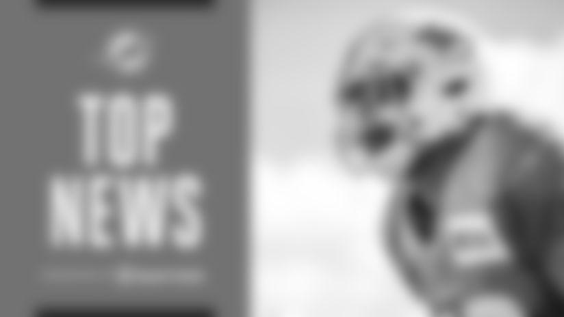 Top News: Dolphins Announce Captains, Starting Quarterback