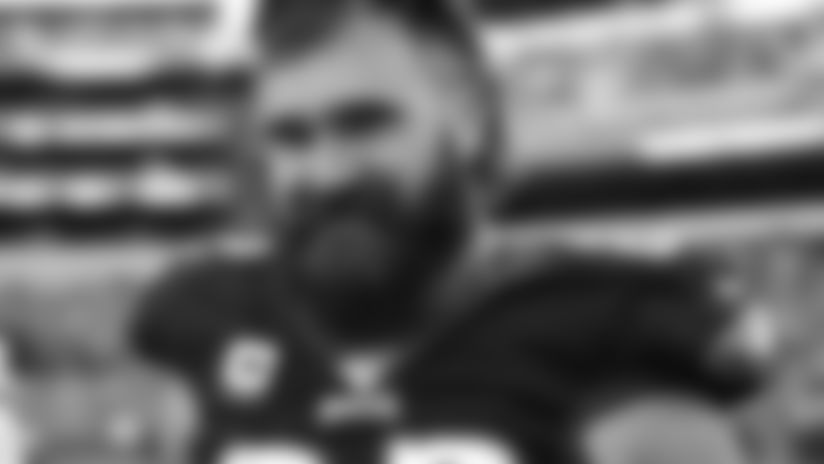 Press Pass: Jason Kelce | December 4, 2019