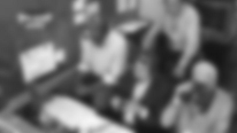Merrill Cam: Hassan Ridgeway's sack